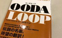 【PDCAとOODA】20200127 392日目 サムネイル
